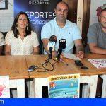La Feria del Deporte arranca este sábado en El Médano con la travesía a nado 'Magallanes'