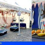 El 24 de agosto vuelve la Feria del Pescado en la bahía de Los Cristianos
