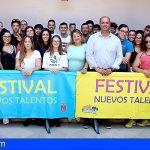 65 jóvenes participarán el Festival de Nuevos Talentos en El Médano