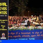 Granadilla abre la inscripción para el Festival de Nuevos Talentos hasta el 7 de agosto