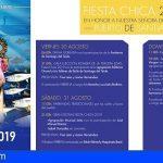 5 Candidatas aspiran a convertirse en Romera de la 3ª Edad de la Fiesta de Puerto de Santiago