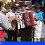 Arguayo acogió la Feria de Artesanía de Santiago del Teide