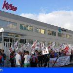 Grupo Kalise reitera su voluntad de negociar el convenio, más del 70% de la plantilla ha respaldado a la Empresa