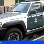 Detenido un vecino de Guía de Isora por 12 delitos de hurto valorados en 15.000 euros