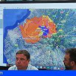 El fuego en Gran Canaria pierde potencia