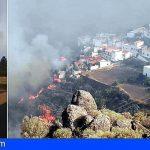 El incendio de Gran Canaria supera ya las 1.500 hectáreas y sigue avanzando