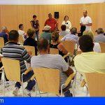 Guía de Isora | 30 personas comienzan a trabajar en la mejora de los senderos