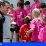 Arico y la Fundación de Pedro crearan el Club Deportivo «Fundación Pedro Rodríguez»
