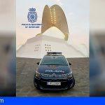 Detenido por acechar e intentar robar a una mujer en Santa Cruz de Tenerife
