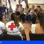 La Gomera   Los mayores en Taguluche, Las Hayas y Arure disponen del servicio de proximidad y acompañamiento