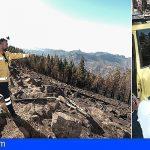 Las quemas prescritas en Gran Canaria impidieron que se quemaran 25.000 hectáreas
