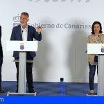 El presidente de Canarias prevé declarar como estabilizado el incendio de Gran Canaria