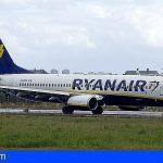 Ryanair deberá avisar con 15 días la cancelación de vuelos o deberá indemnizar a sus pasajeros
