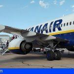 Ante el anunciado cierre de Ryanair el CEST pide a los gobiernos de España y Canarias acciones conjuntas
