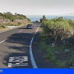 Fallece un motorista al caer por un barranco en Arafo