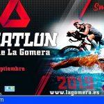 La Gomera se prepara para celebrar la XXV edición de su Triatlón