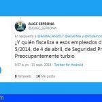 TRAGSA sigue adelante y subcontratará seguridad privada en El Teide