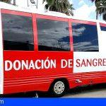 Las unidades móviles del ICHH siguen promoviendo la donación de sangre