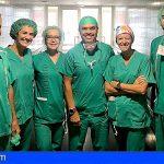 El Materno Infantil aborda quirúrgicamente el cáncer de cérvix conservando el útero