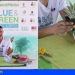 Arona | BasurArte ofrece ideas para reciclar en el marco del Blue & Green