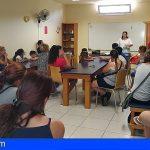 San Miguel orientó a 15 familias con una charla-Taller sobre economía