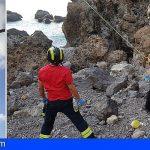 Fallece tras caer 40 metros por una ladera en Icod de los Vinos