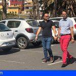 Reorganizarán las plazas de aparcamiento de la capital gomera