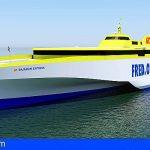 Nueva generación de Trimaranes Austal más ecosostenibles para Fred.Olsen Express
