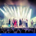 El musical ABBA Live TV 'revive' la música de los años 70 y 80 en La Orotava