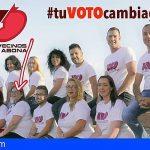 """El PP tacha de """"falsas acusaciones"""" al grupo político Asociación de Vecinos de Granadilla"""