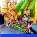 San Miguel clausura los Talleres Lúdico-Educativos en el CEIP El Monte