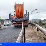 El Cabildo de Tenerife despliega el Anillo Insular de Telecomunicaciones en Puerto de la Cruz y La Victoria