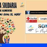 Coalición Canaria en San Miguel de Abona comienza con su X Campaña Solidaria