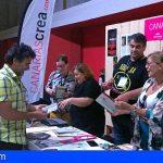 Canarias se promociona en la Feria Internacional de Teatro y Danza de Huesca