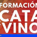 La Gomera celebra una formación de cata de vinos en Vallehermoso