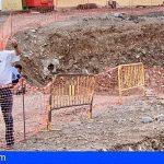 La Gomera | Curbelo valora el avance en las obras del Centro Sociosanitario