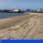 Cierran la playa de Los Cristianos tras la presencia de la bacteria E.coli