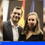 Melisa Rodríguez y Saúl Ramírez repetirán como cabezas de lista de Cs al Congreso