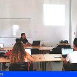 Empresarios de Granadilla conocen el uso de la plataforma de contracción pública