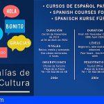 Stgo. del Teide abre la matrícula del curso de español para extranjeros