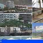 Este lunes se demolerá la casa en ruinas de Los Tarajales en Los Cristianos