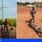 La Brigada 'Canarias' XVI cumple 3 meses de misión para instruir a las Fuerzas Armadas malienses