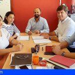 La dirección del CEIP Tamaimo traslada sus demandas al Alcalde