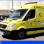 UGT recuerda que Canarias ya dispone de una empresa pública creada para asumir el servicio de ambulancias