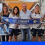 Arona | Grupo El Cine patrocina el derbi de 'Reto Iberdrola' entre UDG Tenerife y UD Tacuense