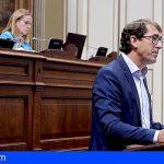"""Lavandera """"los nacionalistas dejaron un agujero de 100 millones de euros en sanidad"""""""