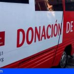 La Unidad Móvil del ICHH sigue facilitando la donación en Tenerife
