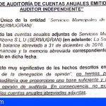Granadilla | La empresa pública SERMUGRAN, «sin auditar por la falta de transparencia del Gobierno»