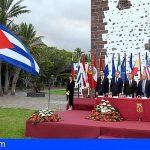 La Gomera | La Guardia Civil participa en las Jornadas Colombinas con motivo del 175 Aniversario desde su creación