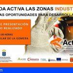 La Gomera acoge una jornada para activar las zonas industriales de la isla